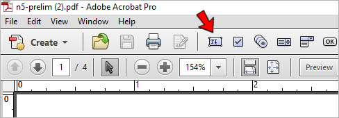 edit text in pdf file acrobat pro